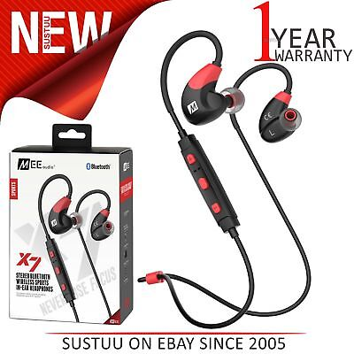 bded63aa920 MEE audio X7 Wireless Bluetooth Sports In-Ear Headphones│Gym-Running Use│