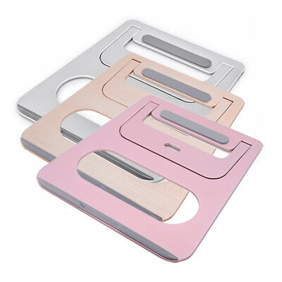 Aluminum Alloy Laptop Stand Tablet Holder Dock for Computer Laptops Notebook PC