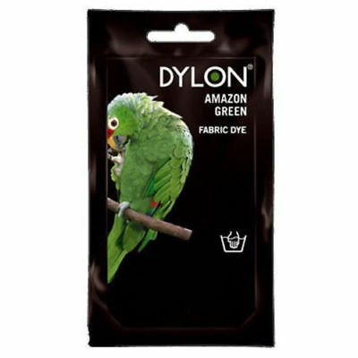 New Dylon Fabric Hand Dye - Fabric Dying - Amazon Green
