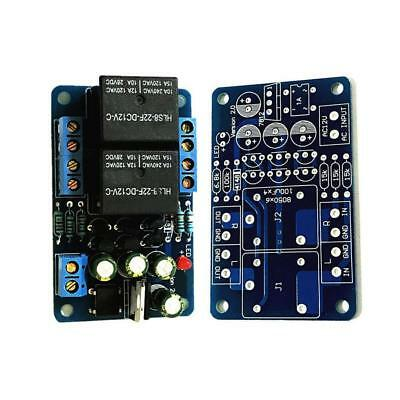 Speaker Protection Board Component Audio Amplifier Boot Delay DC Protect kit DIY