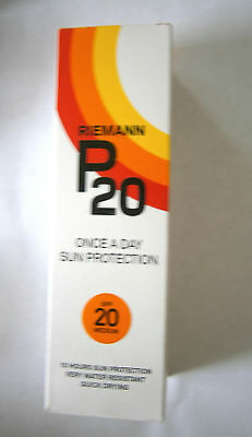 RIEMANN P20  200ml ONCE A DAY PROTECTION - VARIOUS USE DROP DOWN MENU