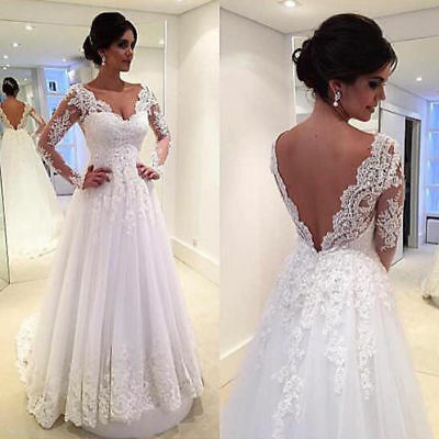 f82d72414001 REAL PHOTO MODEST Tea Length High Low Wedding Dress Cap Sleeve beach ...