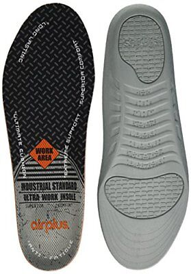 Airplus Ultra Work Memory Plus Shoe Insoles for All Day Comfort and Foot Pain