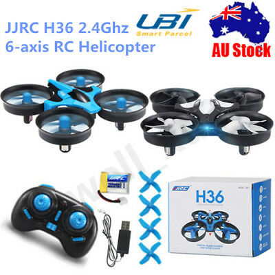 JJR/C H36 6-Axis RC Drone Quadcopter Helicopter 2.4G 4CH Remote Control Aircraft