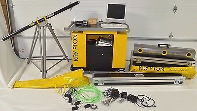 Portable CMM 600 ft³ Hand Held Space Probe Measuring Machine B&S Nikon Krypton
