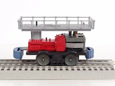 Lionel O Scale Operating Track Maintenance Car w/ Reverse Item 6-18406 New
