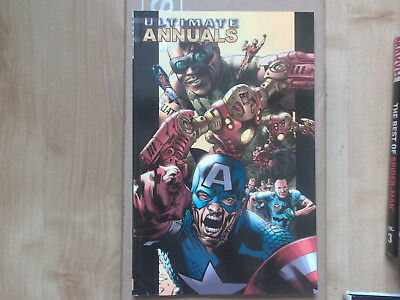 Bundle of 3 Marvel Graphic Novels Very Good Condition