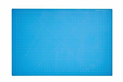 "Dahle 10693 Vantage Cutting Mat, 24"" x 36"", Blue"