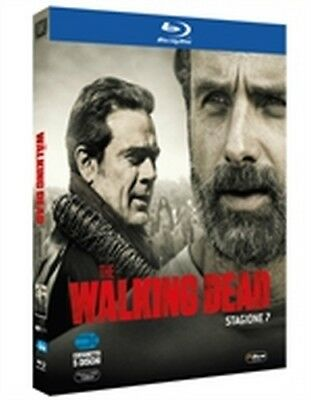 The Walking Dead - Stagione 7 (5 Blu-Ray Disc) - ITALIANO ORIGINALE SIGILLATO -