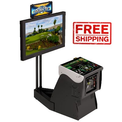 Golden Tee 2018 Online Home Edition - Authorized Distributor - FREE SHIPPING