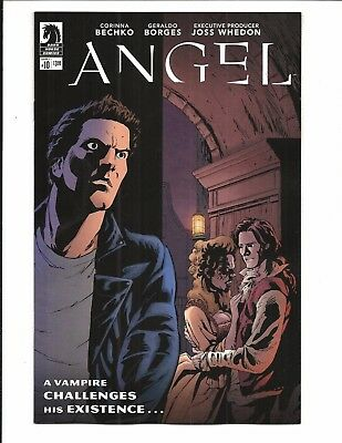 Angel Season 11 # 10 (Borges & Madsen Variant Cover, Oct 2017), Nm New