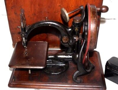 Antique American Sewing Machine Co Sewing Machine C1870s | Working! [PL4033]