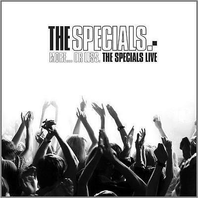 SPECIALS * More...Or Less - The Specials Live  2-LP Neu *Ska *2 Tone