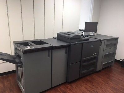 Konica Minolta bizhub PRESS 1052 High Speed Production Printer
