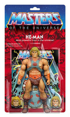 """Masters of the Universe Classics MOTU Ultimate Edition """"He-Man"""""""