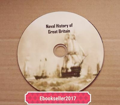 ebooks Navy history geneaology of Great Britain in pdf mobi epub format on Disc