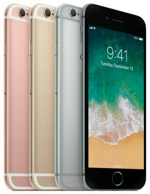 Apple iPhone 6S - 16GB - Gray, Rose, Gold, Silver - Factory Unlocked
