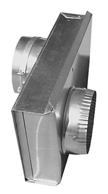 "Builder's Best 010149 Adjustable Dryer Vent Periscope, 0"" to 5"" , 6"" Length"
