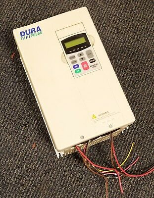 Dura Pulse Gs3-4015 15Hp Vfd Variable Frequency Ac Drive Range .1 To 400Hz