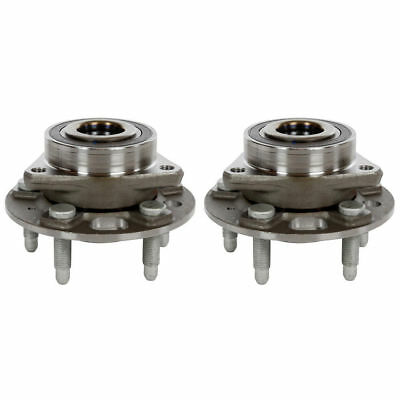 Front Wheel Hub Bearing Assembly for PONTIAC Grand Prix ABS 1997-2003 PAIR
