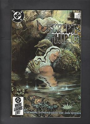 Swamp Thing 34 NM- 9.2 Classic Cover Alan Moore Hi-Res Scans