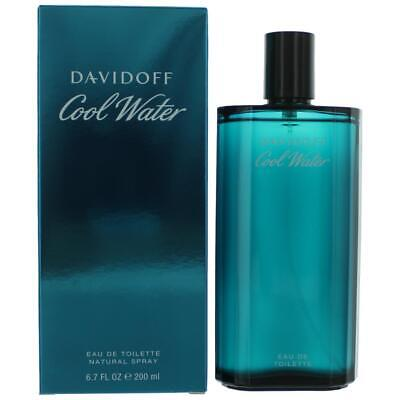Cool Water by Davidoff, 6.7 oz EDT Spray for Men