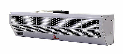 36 Inch Maxwell Commercial-Industrial Air Curtain with Electric heater
