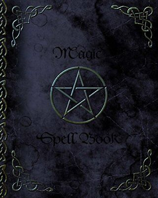 Magic Spell Book: of Shadows / Grimoire ( Gifts ) [ 90 Blank, smART bookx