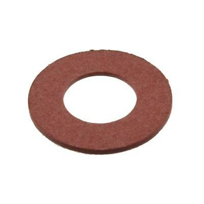 Red Fibre M6 (6mm) x 12mm x 1mm Metric Sealing Gasket Washer