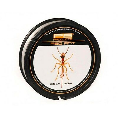 PB Products Red Ant Snagleader Available in 35lb