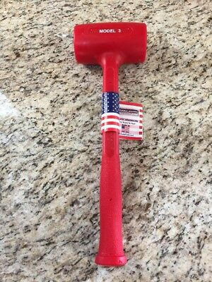 Trusty-cook 45 Oz Soft Face Model 3 Dead Blow Hammer