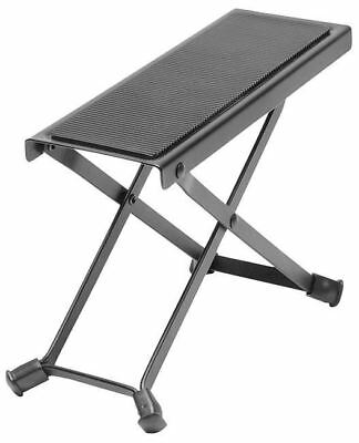 On Stage Guitarist Footstool with 5 Fixed Height Positions