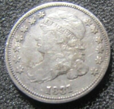 1831 Capped Bust Dime 10C
