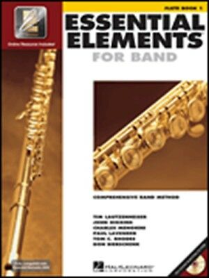 Essential Elements For Band Book 1 Instructional Method Book