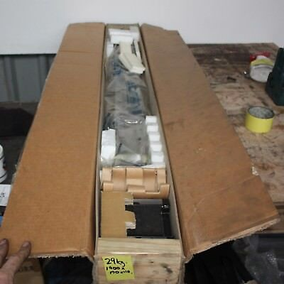 Bosch Rexroth Star Ball-type linear guide bearing slide & 1140mm rail NEW IN BOX