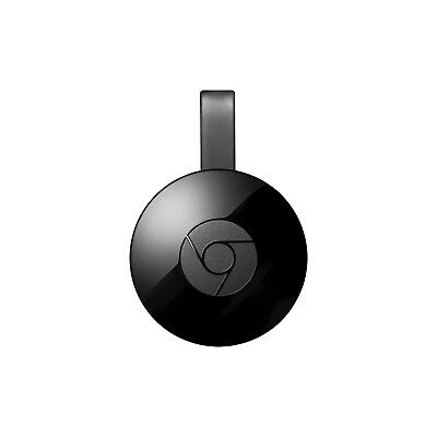 Google Chromecast --- Black Brand New 100% Authentic Australian Stock