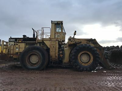1994 Caterpillar 992C Wheel Loader Wheel Loaders