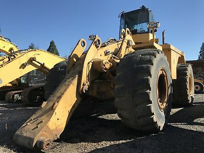 1997 Caterpillar 992G Wheel Loader Wheel Loaders