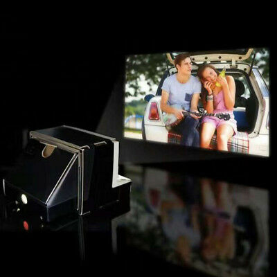 DIY Smartphone Projector Portable Mobile Phone Theater Cinema For iPhone Android