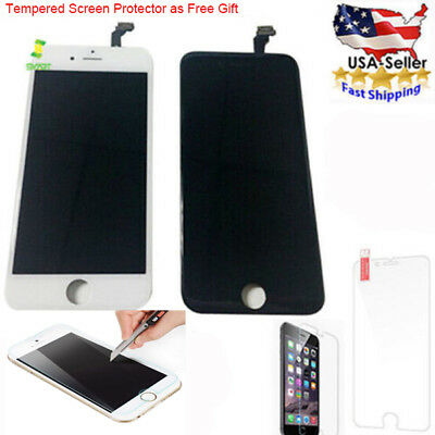 OEM LCD Display Screen Touch Digitizer Replacement For IPhone 6 6S 7 8 Plus+Gift