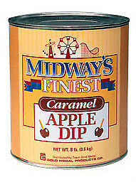 Midway's Finest Caramel Apple Dip  (8 Lb. can)
