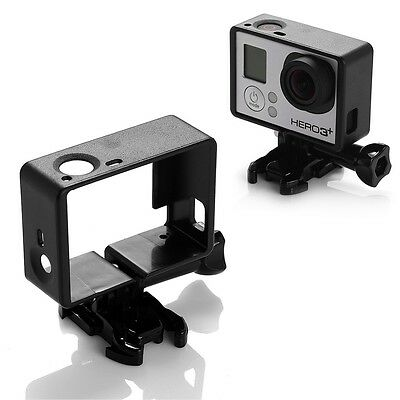 Standard Frame Border Mount For GoPro Hero 3 Hero 3+ Hero 4 Accessories Cover
