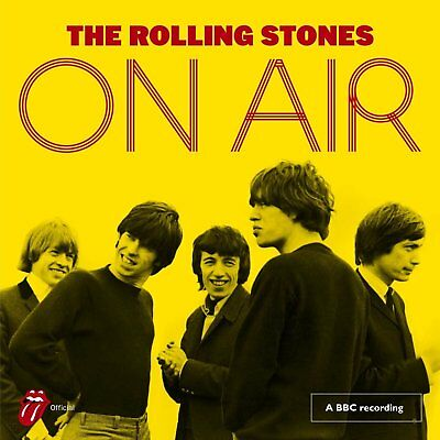 The Rolling Stones On Air Deluxe Edition Cd - New Release December 2017