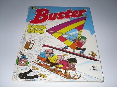 Buster Book - 1990 : Unclipped