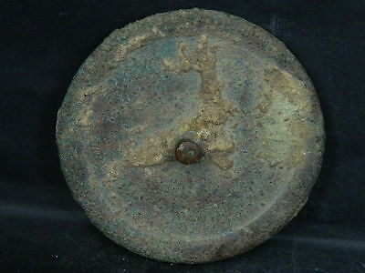 Ancient Bronze Mirror Roman 200 BC  #BR1853