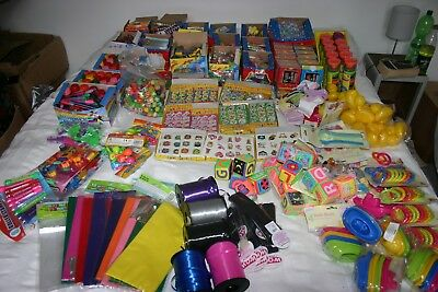 Job Lot Wholesale Party Favours, Gift Bags Fillers, Lucky Dip.....