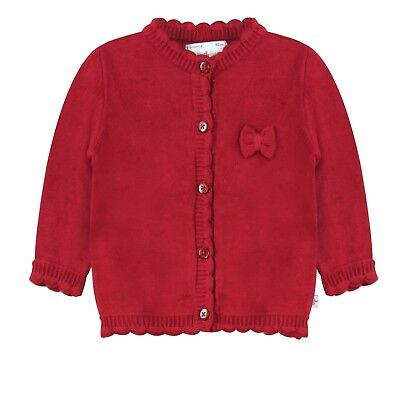 DUCKY BEAU - Cardigan Rumba Red
