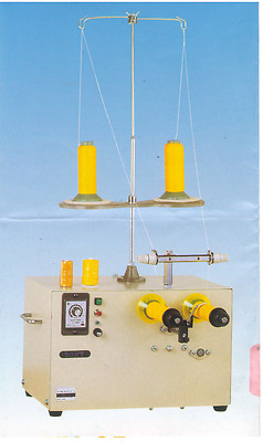 Thread Saver 2 Spool Automatic Timer Uses Your Own Thread Cone Split Winder