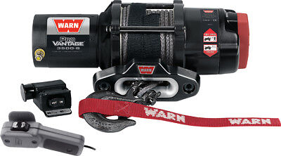 Warn Provantage 3500-S Winch W/synthetic Rope 90351