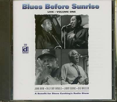 Various - Blues Before Sunrise - Classic Chicago Blues